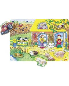 Puzzle de Pegas Casa de Campo