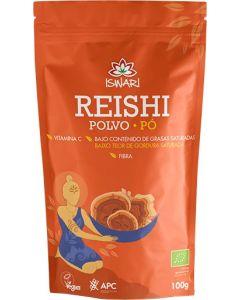 Cogumelos Reish em Pó