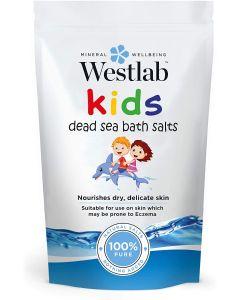 Sais do Mar Morto Kids para  Eczema