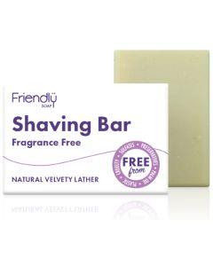 Sabão de barbear sem Fragrância