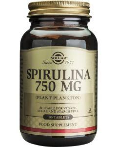 Suplemento de Spirulina