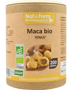 Suplemento Alimentar de Raíz de Maca Peruana