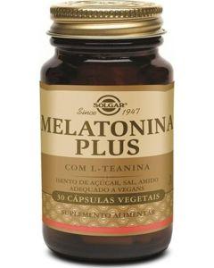 Suplemento de Melatonina Plus