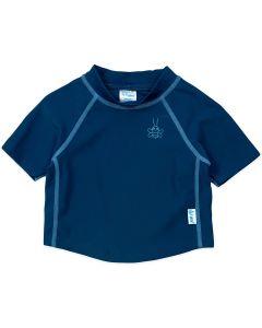 T-shirt Praia e Piscina com proteção Solar 50+ Navy
