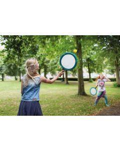 Raquetes e Bola para Tenis Lento