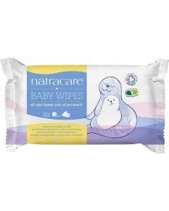Pack 50 Toalhitas para Bebé em Algodão Bio