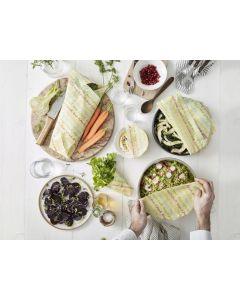 5 Wraps Veganos | Large Pack