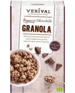 Granola Crocante de Chocolate Bio - Crunchy