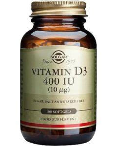 Vitamina D3 10 mcg  (400 UI)