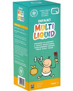 Multivitaminico Bebés