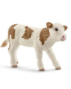 Vaca Fleckvieh Bebé