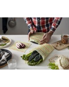 3 Wraps Veganos | Medium Pack