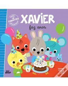 Xavier faz Anos