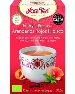 Infusão Ayurvédica Energia Positiva - Frutos Vermelhos e Hibisco