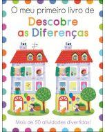 O Meu Primeiro Livro de Descobre as Diferenças