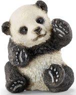 Panda Bebé a brincar