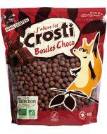 Bolinhas de Chocolate - Crosti com dois Cereais