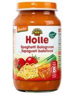 Boião Biológico de Refeição Esparguete à Bolonhesa