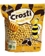 Bolinhas Crocantes de Milho com Mel Bio