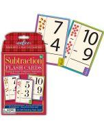 Cartões de Subtração