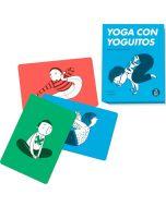 Cartões de Yoga para Criança