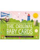 Cartões Milestone Baby
