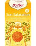 Infusão Sun Salutation   Chá Matinal