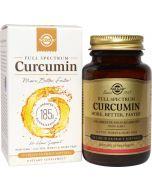 Suplemento Full Spectrum Curcumin | Recuperação de infeções Virais e Bacterianas
