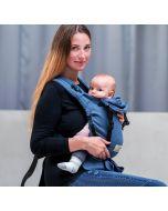 Porta Bebés Estilo Mochila