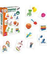 Jogo da Memória | Imagens de Objetos Reais