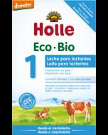 Leche para lactantes ecológica 1