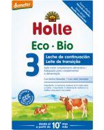 Leite de transição biológico 3 Holle