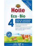 Leite de crescimento biológico 4 Holle