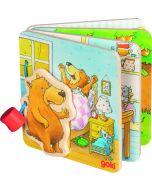 Livro de Madeira | Os Ursinhos