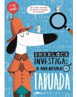 Sherlock Investiga: A Aventura da Tabuada