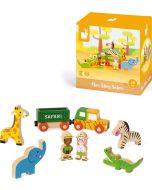 Mini História Safari