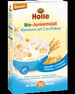 Muesli - Flocos de Aveia e Flocos de Milho Biológico Holle