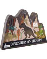 Puzzle de 80 Peças Dinossauros