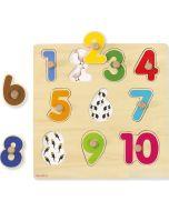Puzzle os Números