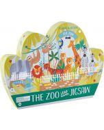 Puzzle de 80 Peças o Zoo