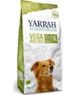 Ração Granulada Vegan sem Trigo