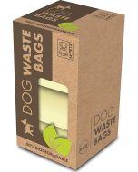 72 Sacos Biodegradáveis Para Dejetos