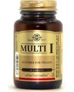 Suplemento Multi I | Multivitaminas e Minerais