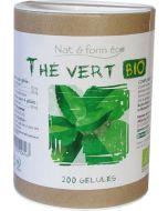Suplemento Alimentar de Chá Verde
