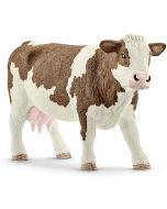 Vaca Fleckvieh