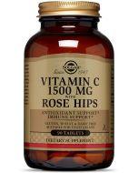 Vitamina C 1500 Mg Com Frutos De Roseira Brava