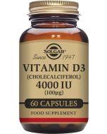 Vitamina D3 100 mcg  (4000 UI)